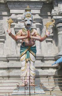 Not only Sringeri, even Chennai has a temple related to the sage Rishya Shringa   #IndianColumbus  http://indiancolumbus.blogspot.com/2016/04/tiruvur-shringandeeswarar.html