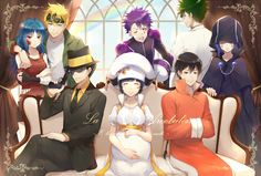 Read chapter 6 from the story -KHR-Class Trip to Italy (revenge plan heheheh.) by OTAKUFANTASIES (akira-kori) with reads. Hitman Reborn, Reborn Katekyo Hitman, Mafia, Manga Anime, Anime Art, Anime Boys, Durarara, Reborn Anime, Kalluto Zoldyck