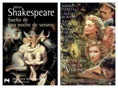 William Shakespeare - Sueño de una noche de verano (Book vs Film)