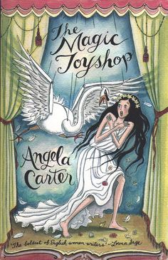 The Magic Toyshop-Angela Carter