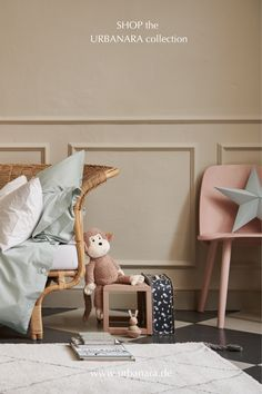Let little ones nestle down in our soft, natural and healthy bed linen, designed specially so tiny heads can dream sweetly. Our Manteigas Mini bed linen is made from the highest-quality organic cotton fibres out there, and produced without toxins or harmful substances, so you can rest assured knowing your little ones are enjoying the healthiest sleep possible. Discover hand-picked home textiles and home accessories of the highest quality from the URBANARA online shop. Color Trends, Design Trends, Kids Collection, Linen Bedding, Bed Linen, Natural Bedroom, Colorful Bedding, Healthy Sleep, Soft Blankets