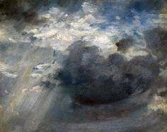 John Constable (cloud study)