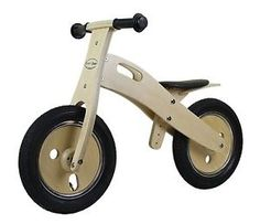Lists on this site for $267.68....are you kidding......I paid $3.99  at Goodwill.....Grandparent Gift Wood Balance Bike by Smart Gear 2 yrs to 60 lbs Birchwood