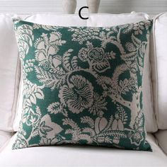 Classical American country flower pillow pastoral style bird decorative throw pillows