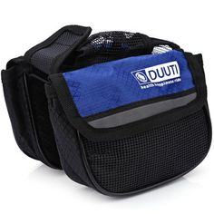 DUUTI Bicycle Frame Pannier Reflective Bag #jewelry, #women, #men, #hats, #watches, #belts