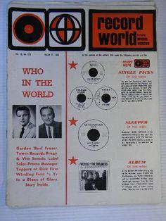 Record World Magazine Mar 27 1965