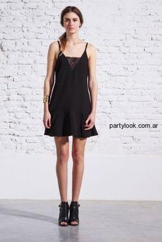 Melocoton – Vestidos Negros para el verano 2015 219043bd6a4e