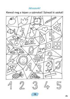 Mozaik Számvázoló 1 - Kiss Virág - Picasa Webalbumok