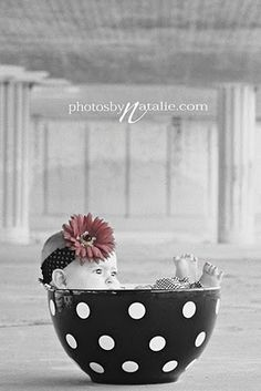 Creative ideas for baby shoots