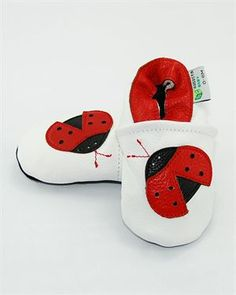 Leather Baby Shoes!