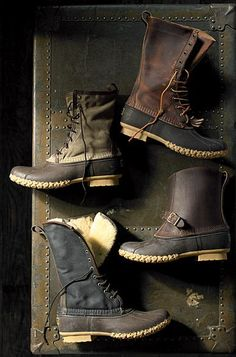 Llbean Duck Boots Mens Heritage Style Duck Boots Ll