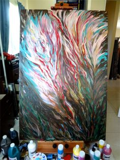 Guam, Wilderness, Lost, Painting, Inspiration, Biblical Inspiration, Painting Art, Paintings, Drawings