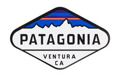 Have you ever wondered why there are mountains on the Patagonia logo, the brand of the American clothing line? Read the story of the brand in the article. Patagonia Logo, Gold Dot Wall, Logos Meaning, California College Of Arts, Hypebeast Wallpaper, Magazine Illustration, Aesthetic Stickers, Creative Logo, Collage