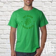 Kale Tshirt for men healthy eating tshirt vegan shirt by TeeClub Gandhi Quotes, Vegan Clothing, Couple Tshirts, Slogan Tee, Business Outfits, T Shirts With Sayings, Cool T Shirts, Mahatma Gandhi, Trending Outfits