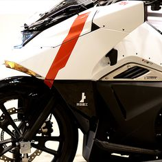 "HONDA NM4-02 継衛 version - collaboration with ""KNIGHTS OF SIDONIA"""