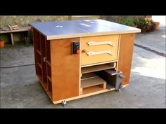 Homemade 3 in 1 multipurpose workbench table saw router table and home made router table table saw cabinet fresadora circular de mesa youtube keyboard keysfo Image collections