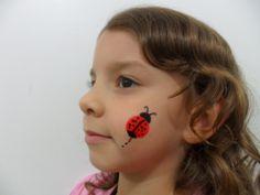 Pintura Facial e Maquiagem Artística: Pinturas infantis