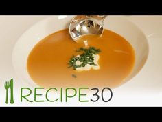 Lobster Bisque Recipe – Easy Meals with Video Recipes by Chef Joel Mielle – RECIPE30
