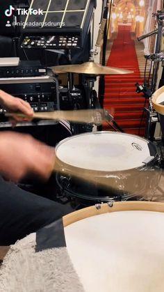 Drum Sheet Music, Drums Sheet, Piano Music, Samba Drums, Music Hacks, Drums Electric, Drums Studio, Nick Adams, Drum Patterns