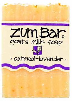 When you buy this Zum bar at Soap Hope, you change the world for a woman - Soap Hope invests all the profits to lift women from poverty. *Oatmeal Lavender Zum Bar* Soap Hope brings you this individually wrapped all-natural, luxury Zum bar featuring Oatmeal Lavender, hand-crafted by leading maker Indigo Wild. Oatmeal is one of natures purest cleansers - this bar combines it with lavender for a bar that is both soothing and exfoliating.