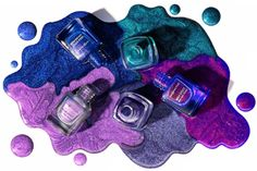 Max Factor Colour Effect Mini Nail Polish Collection – Information, Photos & Prices – Beauty Trends and Latest Makeup Collections Nail Polish Art, Nail Polish Colors, Nail Polishes, Max Factor, Love Nails, Pretty Nails, The Art Of Nails, Nail Photos, Mini