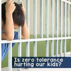 Many schools are moving away from zero tolerance polices in favor of restorative justice, or teaching peacemaking. What do you think?