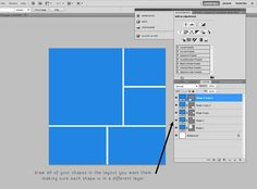 Creating Storyboards & Collages in Photoshop