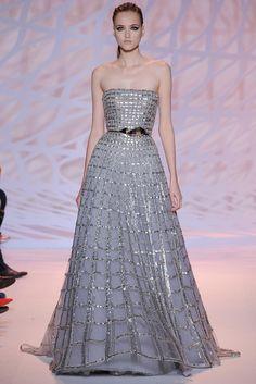 Zuhair Murad Fall 2014 Couture Fashion Show - Jane Gryennikova (Ford)