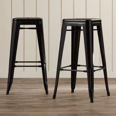 "You'll love the Trenton 30"" Bar Stool at AllModern - With Great Deals on modern Dining & Kitchen  products and Free Shipping on most stuff, even the big stuff."