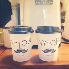 Nylon Coffee Roasters     4 Everton Park    8.30am - 5.30pm