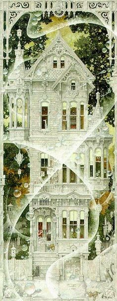 Daniel Merriam artwork - fantastic!