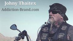 American Biker T-Shirt Legend Johny Thaitex Harley Davidson in Scottsdal...