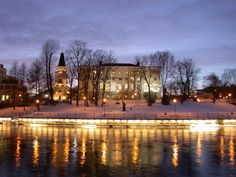 Discover Tampere in Finland, one of the best destinations in Europe for a city break. Best hotels in Tampere, Best tours and activities in Tampere, Best things to do in Tampere. Urban Nature, Europe, Copyright, City Break, Amazing Destinations, Best Hotels, Finland, Lush, Tourism