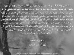 Image result for excerpts from Umera Ahmed