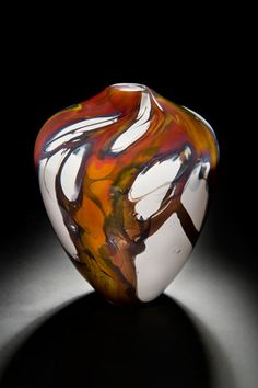 Marbled Vessel 2012-Cathryn Shilling