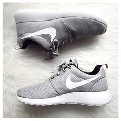 Wear your Nikes today instead. | Via · Gray Nike ShoesNike ...