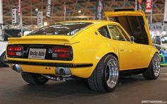 V8 converted S30 from the famous Rocky Auto
