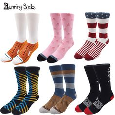 >> Click to Buy << USA flag star brand trend skate men&women socks quality compression thin summer style knee socks men 8 colors T46 #Affiliate