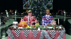 Red Bull Racing - A Festive Message From Daniel Ricciardo And Max Verstappen (VIDEO)