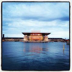 Operaen in København K, Region Hovedstaden