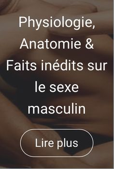 Physiologie, anatomie et faits inédits sur le sexe masculin Men Tips, Aloe Vera, Love, Couples, Endurance, Magazine, Sports, Health And Fitness, Real Man