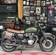 Discover several of my most desired builds - custom made scrambler concepts like Triumph Cafe Racer, Cool Motorcycles, Triumph Motorcycles, Triumph Scrambler, Moto Bike, Cafe Racer Motorcycle, Triumph Bonneville, Triumph T120, Retro Motorcycle