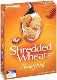 Image Result For Honey Nut Shredded Wheat Cereal Cereal Boxes