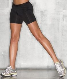 Top 10 Moves for Thinner Thighs - Slim, strengthen, and define your thighs with this power circuit!