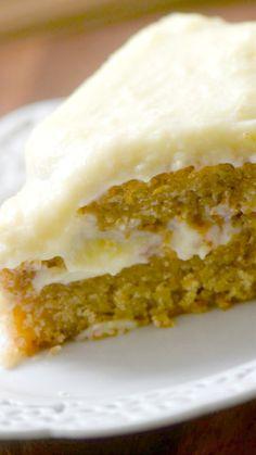 BANANA PUDDING CAKE RECIPE– TRISHA YEARWOOD