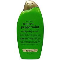 Organix - Invigorating Tea Tree Peppermint Cooling Body Wash #ultabeauty
