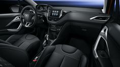 The New PEUGEOT 208 - Interior