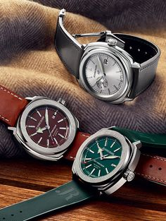 Jeanrichard: 1681 and Terrascope - Rolexhulk Jean Richard, Watches, Autumn Inspiration, Famous Brands, Omega Watch, Mens Fashion, My Style, Collection, Autumnal