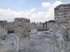 Ruinas Arqueológicas de Tula