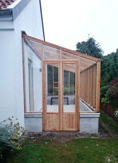 Home greenhouse, Garden room, Balcony garden, Glass house, Outdoor gardens, Greenhouse - Planerna för området runt orangeriet!  Arkitektens Trädgård -  #Homegreenhouse